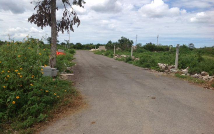 Foto de terreno habitacional en venta en, dzitya, mérida, yucatán, 1389151 no 04
