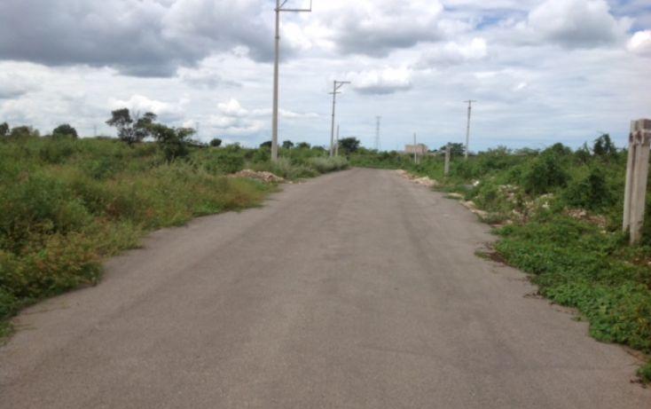 Foto de terreno habitacional en venta en, dzitya, mérida, yucatán, 1389151 no 09