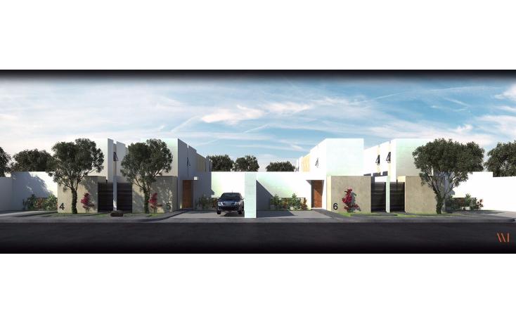Foto de casa en venta en  , dzitya, mérida, yucatán, 1414781 No. 02