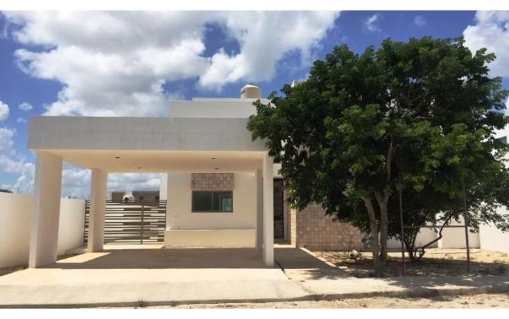 Foto de casa en venta en  , dzitya, mérida, yucatán, 1418465 No. 01