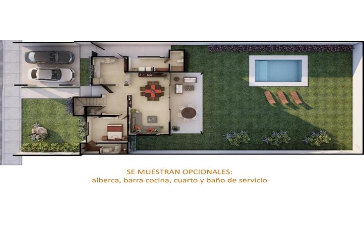 Foto de casa en venta en  , dzitya, mérida, yucatán, 1418465 No. 08