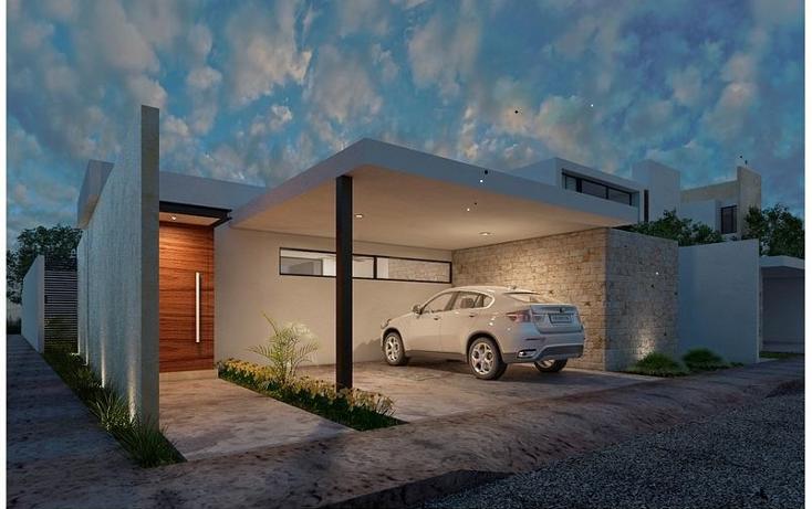Foto de casa en venta en  , dzitya, mérida, yucatán, 1419773 No. 01