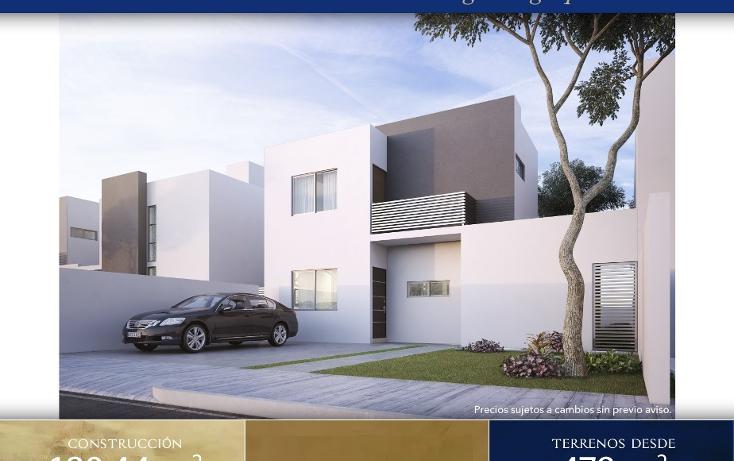 Foto de casa en venta en  , dzitya, mérida, yucatán, 1422397 No. 01