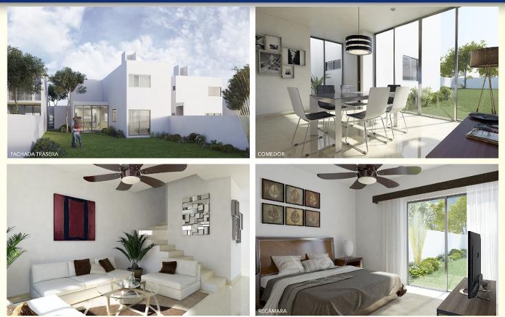 Foto de casa en venta en  , dzitya, mérida, yucatán, 1422397 No. 02