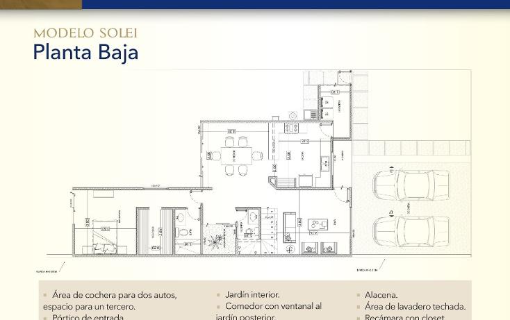 Foto de casa en venta en  , dzitya, mérida, yucatán, 1422397 No. 04