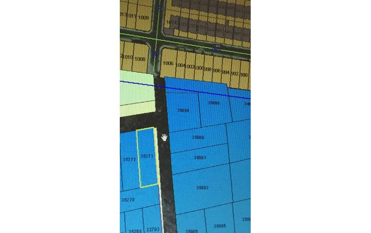 Foto de terreno habitacional en venta en  , dzitya, mérida, yucatán, 1423609 No. 02