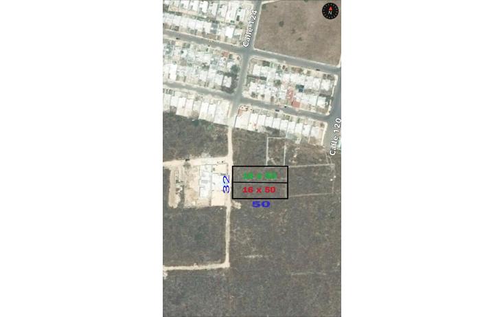 Foto de terreno habitacional en venta en  , dzitya, mérida, yucatán, 1423609 No. 03