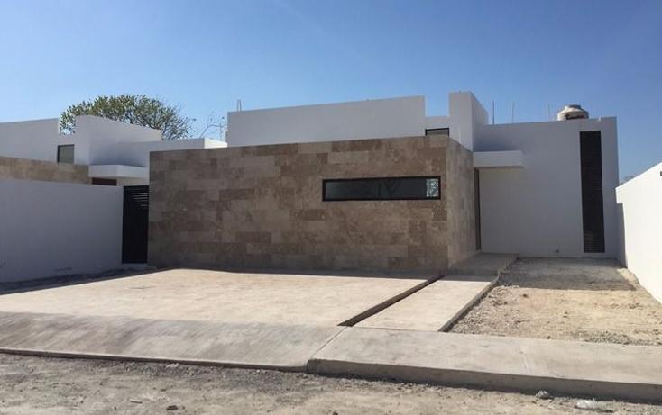 Foto de casa en venta en  , dzitya, mérida, yucatán, 1436023 No. 01