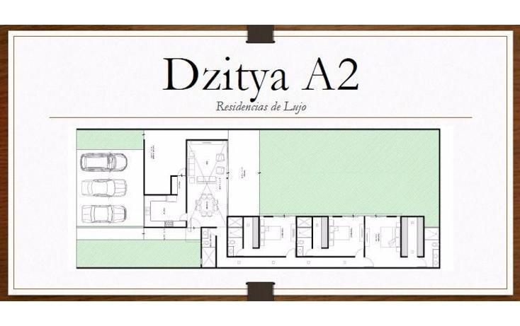 Foto de casa en venta en  , dzitya, mérida, yucatán, 1436023 No. 06