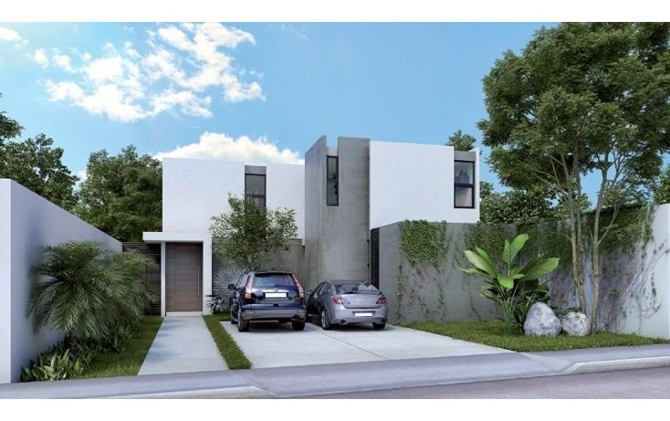 Foto de casa en venta en  , dzitya, mérida, yucatán, 1438013 No. 01