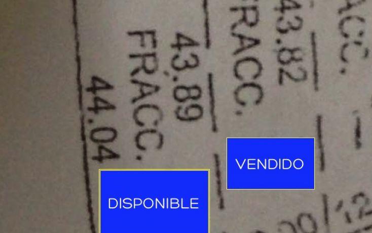 Foto de terreno habitacional en venta en, dzitya, mérida, yucatán, 1440381 no 03