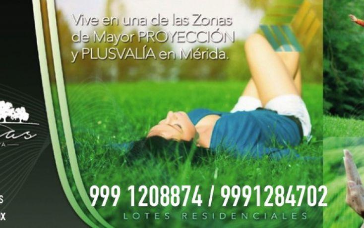 Foto de terreno habitacional en venta en, dzitya, mérida, yucatán, 1440381 no 04