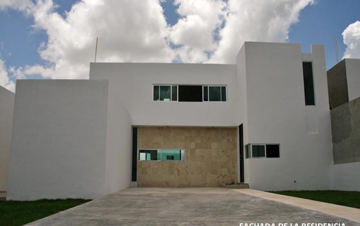 Foto de casa en venta en  , dzitya, mérida, yucatán, 1451147 No. 01