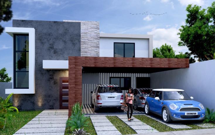 Foto de casa en venta en  , dzitya, mérida, yucatán, 1466571 No. 01