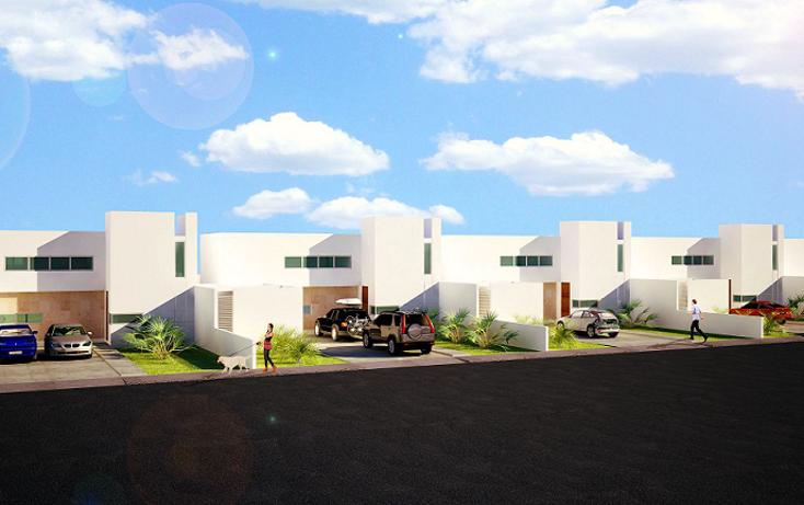 Foto de casa en venta en  , dzitya, mérida, yucatán, 1467173 No. 01