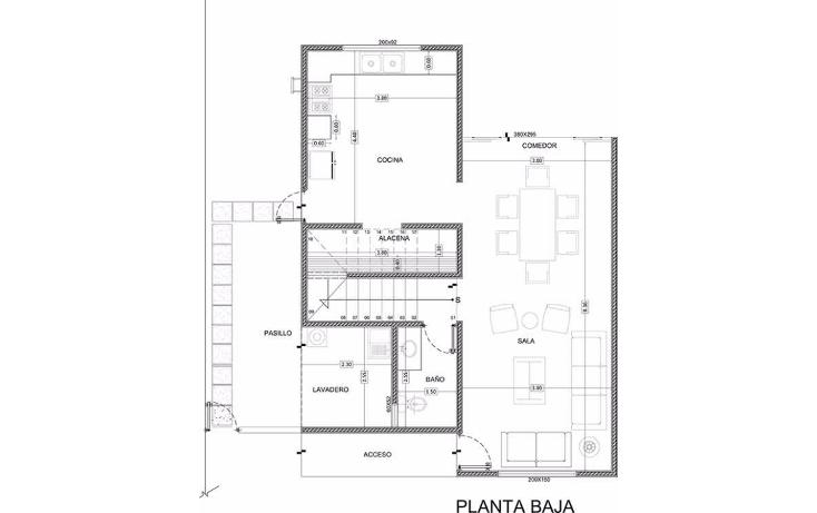 Foto de casa en venta en  , dzitya, mérida, yucatán, 1477821 No. 08