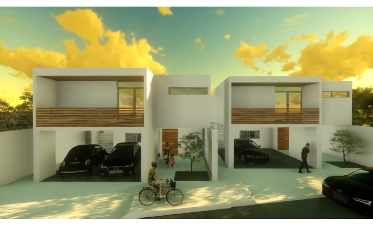 Foto de casa en venta en  , dzitya, mérida, yucatán, 1477861 No. 01