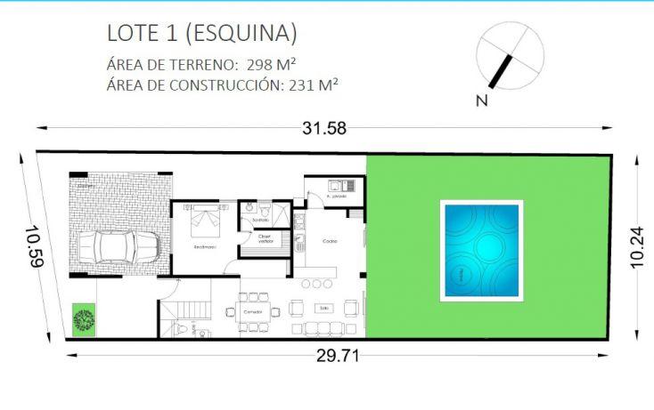 Foto de casa en venta en, dzitya, mérida, yucatán, 1477861 no 07