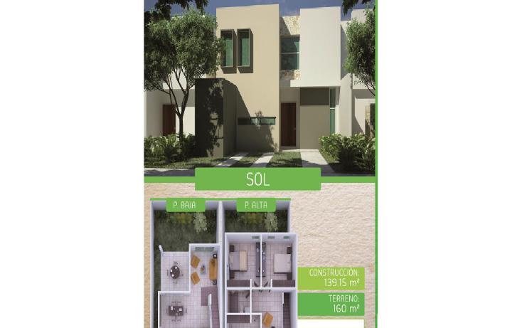 Foto de casa en venta en  , dzitya, mérida, yucatán, 1495429 No. 01