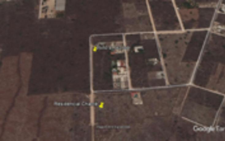 Foto de terreno habitacional en venta en  , dzitya, mérida, yucatán, 1513318 No. 02