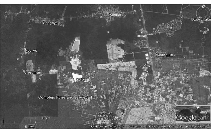 Foto de terreno industrial en venta en  , dzitya, mérida, yucatán, 1522347 No. 02