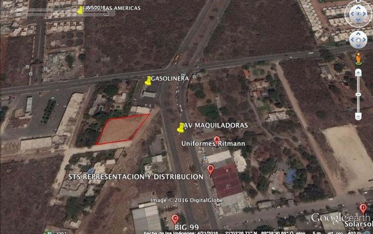 Foto de terreno comercial en renta en  , dzitya, mérida, yucatán, 1527317 No. 02