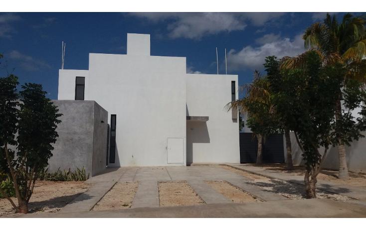 Foto de casa en venta en  , dzitya, mérida, yucatán, 1544131 No. 01