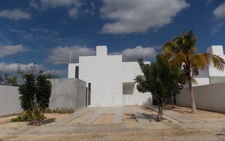 Foto de casa en venta en  , dzitya, mérida, yucatán, 1544667 No. 01