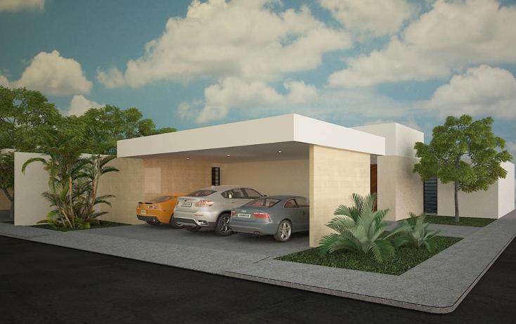 Foto de casa en venta en  , dzitya, mérida, yucatán, 1549148 No. 01