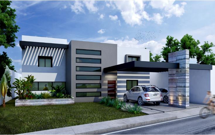 Foto de casa en venta en  , dzitya, mérida, yucatán, 1550824 No. 01