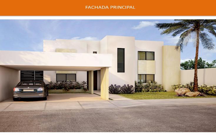Foto de casa en venta en  , dzitya, mérida, yucatán, 1551934 No. 01