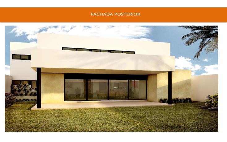 Foto de casa en venta en  , dzitya, mérida, yucatán, 1551934 No. 03