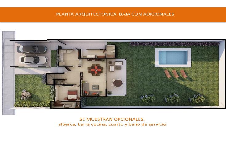 Foto de casa en venta en  , dzitya, mérida, yucatán, 1551934 No. 04