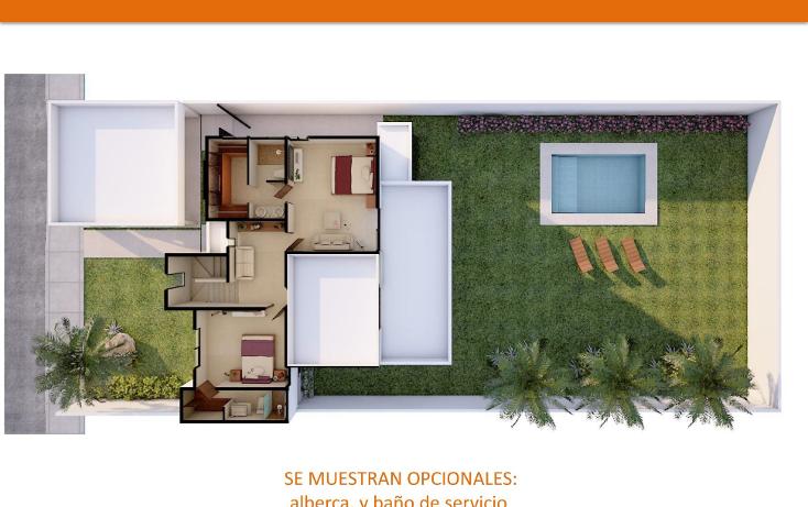 Foto de casa en venta en  , dzitya, mérida, yucatán, 1551934 No. 05