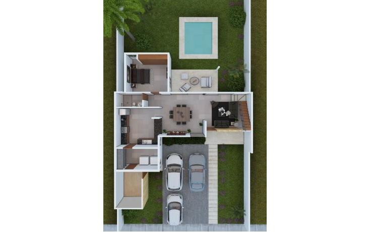Foto de casa en venta en  , dzitya, mérida, yucatán, 1552728 No. 05