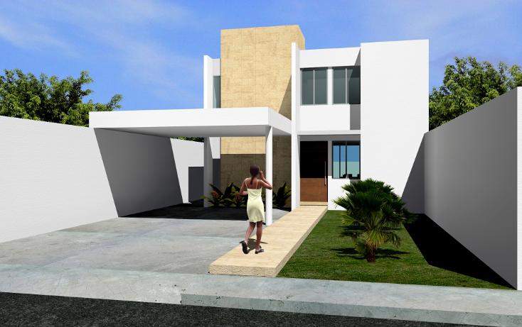 Foto de casa en venta en  , dzitya, mérida, yucatán, 1553302 No. 01