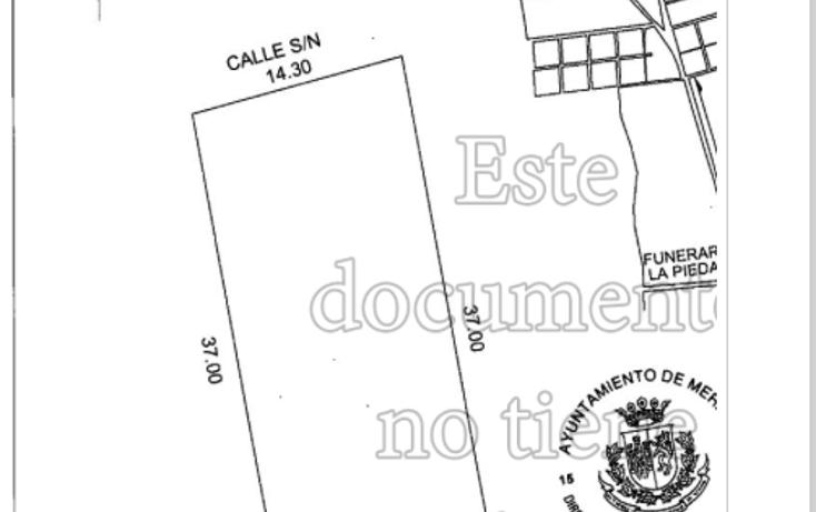 Foto de terreno habitacional en venta en, dzitya, mérida, yucatán, 1556354 no 03