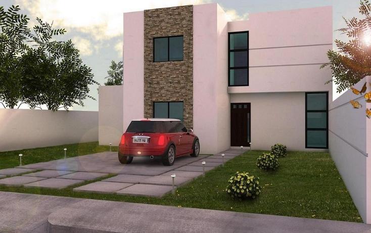 Foto de casa en venta en  , dzitya, mérida, yucatán, 1567152 No. 01