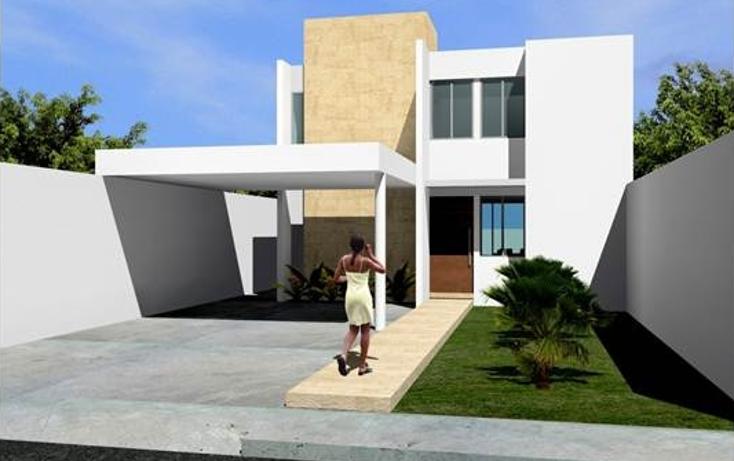Foto de casa en venta en  , dzitya, mérida, yucatán, 1597860 No. 01
