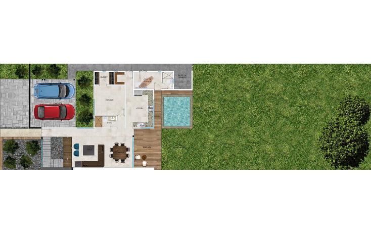 Foto de casa en venta en  , dzitya, mérida, yucatán, 1598936 No. 05