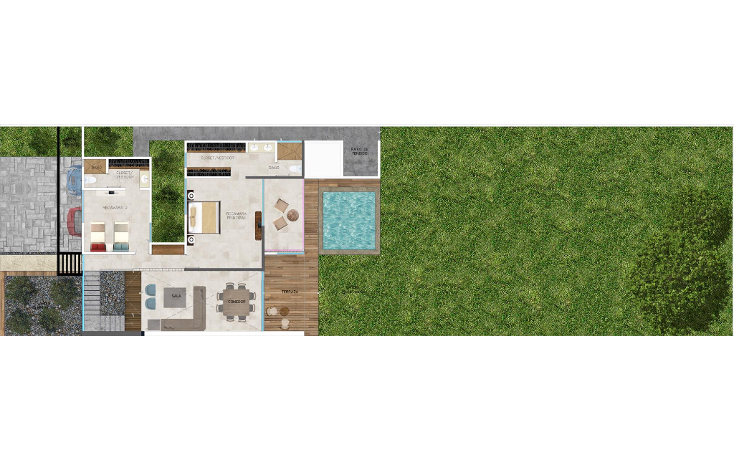 Foto de casa en venta en  , dzitya, mérida, yucatán, 1598936 No. 08