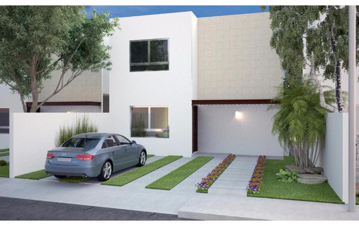Foto de casa en venta en  , dzitya, mérida, yucatán, 1600106 No. 01