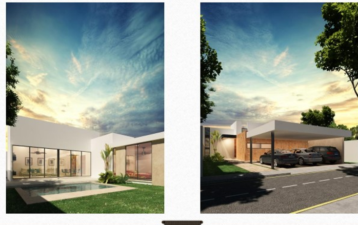 Foto de casa en venta en  , dzitya, mérida, yucatán, 1601082 No. 03