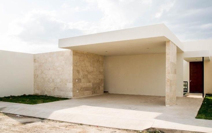 Foto de casa en venta en  , dzitya, mérida, yucatán, 1619166 No. 01