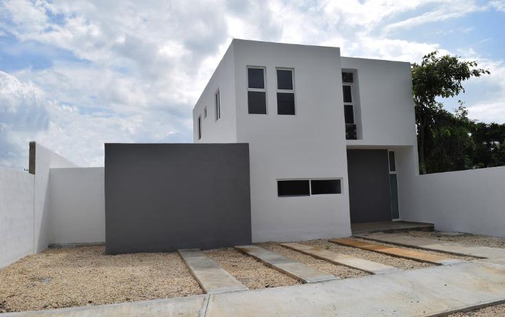 Foto de casa en venta en  , dzitya, mérida, yucatán, 1619240 No. 01