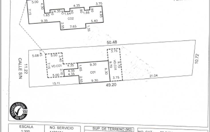 Foto de casa en venta en  , dzitya, mérida, yucatán, 1621656 No. 01