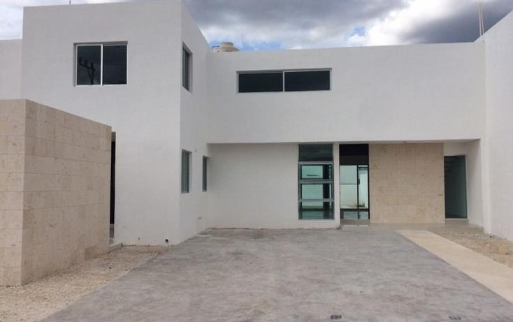Foto de casa en venta en  , dzitya, mérida, yucatán, 1635976 No. 01