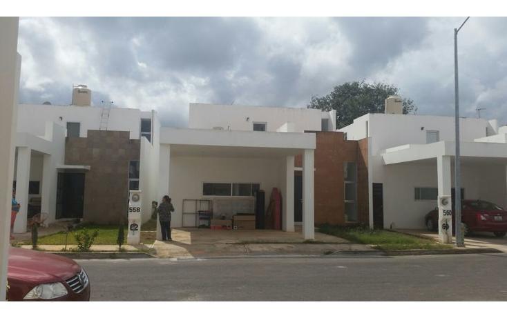 Foto de casa en venta en  , dzitya, mérida, yucatán, 1638740 No. 02