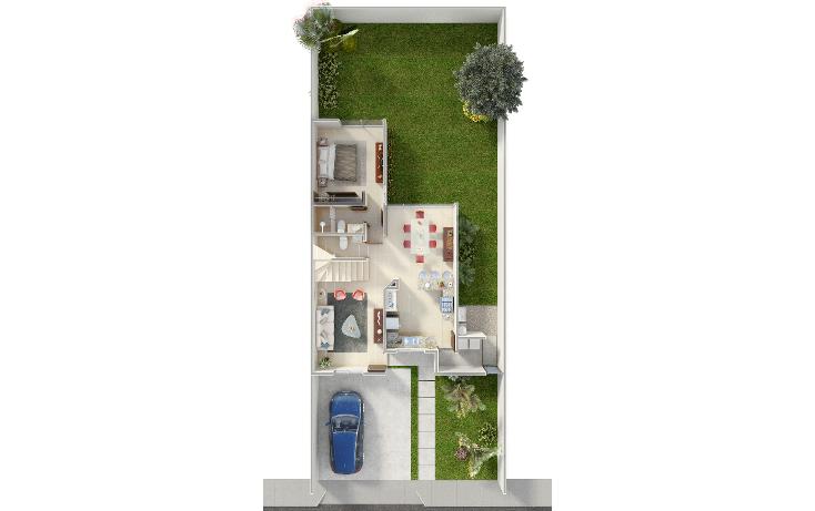 Foto de casa en venta en  , dzitya, mérida, yucatán, 1641724 No. 09
