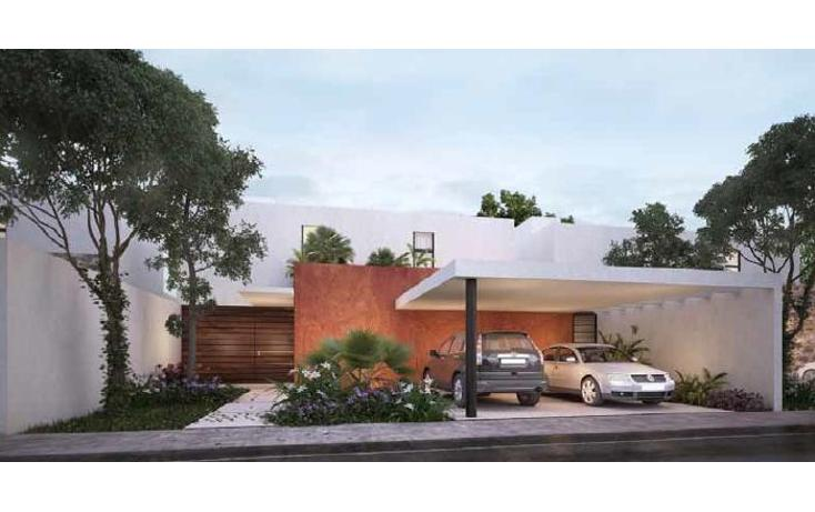 Foto de casa en venta en  , dzitya, mérida, yucatán, 1641926 No. 01